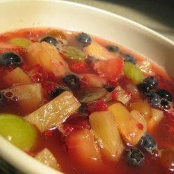 Fruit Gazpacho recipe