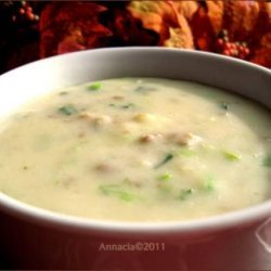 Hearty Potato and Leek Soup recipe
