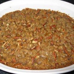 missy's  Sweet Potato Casserole recipe