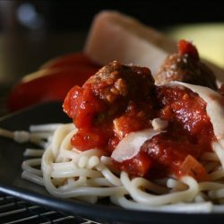 Mom's Meatballs recipe