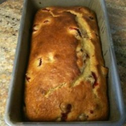 Cranberry Orange Bread With Orange Butter Glaze recipe