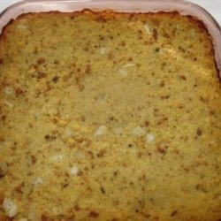 Emaw's Cornbread Dressing recipe