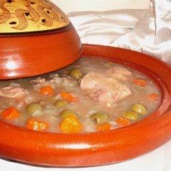 Tagine Zaytoun for the Tagine! recipe