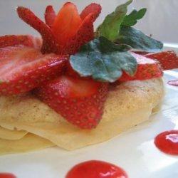 Tartes Aux Fraises (Strawberry Tarts - France) recipe