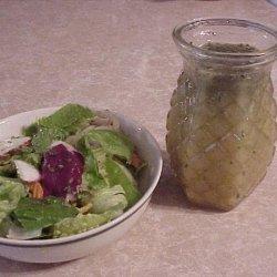 Dog Team Salad Dressing recipe