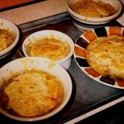 Easy Chicken Pot Pie / Pies recipe