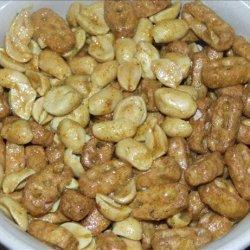 Nuts & Bolts (Aussie) recipe