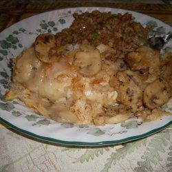 Romano Chicken Supreme recipe