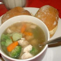 Chicken Soup for the Lazy recipe