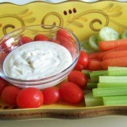 Yogurt Dip recipe