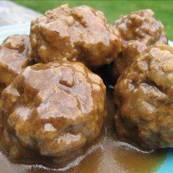 Carolyn's Meatballs in Lemon Sauce recipe