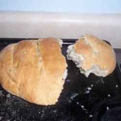 Rustic Garlic and Herb Bread Abm recipe