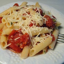 Pasta Toss With a Kick recipe