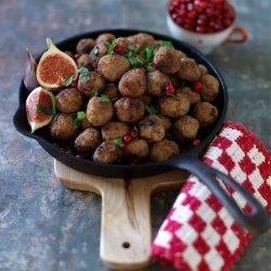 Christmas Meatballs recipe