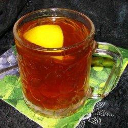 Fireside Tea recipe