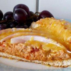 Salsa Tuna Melts recipe