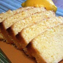 Lemon Glazed Pound Cake -- Loaf Size! recipe
