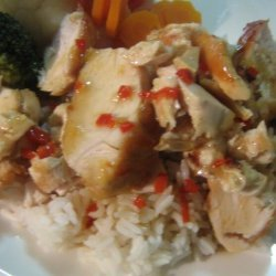 Lemon Pepper Chicken With Lemon Wine Sauce recipe