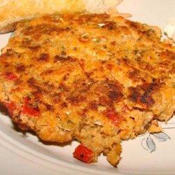 Salmon Cakes - Rachael Ray recipe