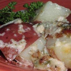Red Potato Toss recipe
