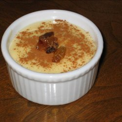 Blanca's Rich and Creamy Vanilla Pudding recipe