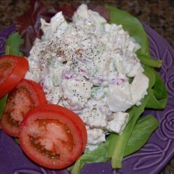 Walnut Chicken Salad recipe