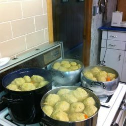 My Mom's Legendary Galicianer (Sweet) Gefilte Fish recipe