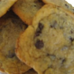Chocolate Chip Cookies Adapted from Jacques Torres recipe