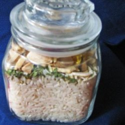 Almond Rice Mix recipe