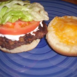 Cha Cha Burgers recipe