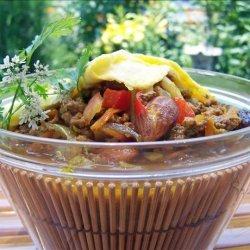 Bobotie Bowls recipe