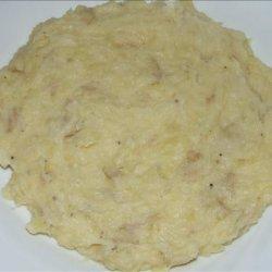 Garlic Mash Potatoes recipe