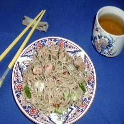 Chicken and Soba Noodle Salad recipe