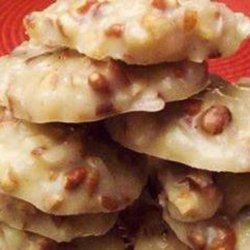 Praline Pecan Cookies recipe