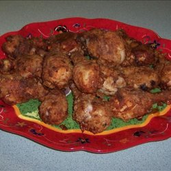 Buttermilk Fried Chicken with Dill recipe