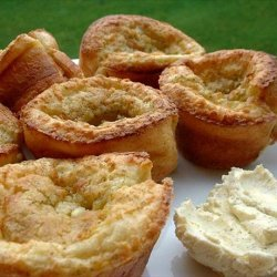 Popovers With Sage recipe