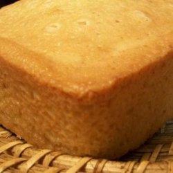 Lemon Verbena Pound Cake recipe