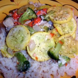 Low Fat Asian Halibut in Foil recipe