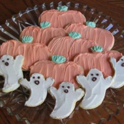 Mama's Delicious Sugar Cookies and Buttercream Frosting recipe