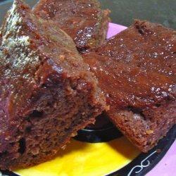Sunsweet's Fudgy Chocolate Cake recipe