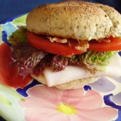 Turkey & BLT Panini recipe