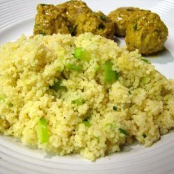 Couscous With Yellow Summer Squash recipe