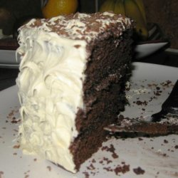 Corner Espresso Shop Chocolate Cake recipe