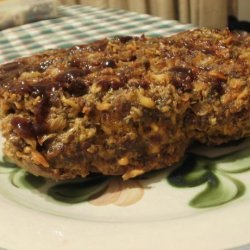 BBQ Bacon Cheeseburger Meatloaf recipe