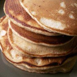 Sourdough Pancakes (Amish Friendship Bread Starter) recipe