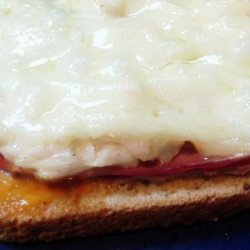 Open Faced Corned Beef & Cole Slaw Sandwiches recipe