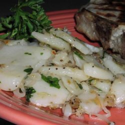 Old Fashioned Savory Canned Potatoes Made Easy recipe