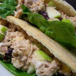 Apple and Cheddar Tuna Salad recipe