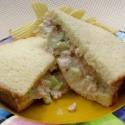 The Best Tasting Chicken Salad  Ever recipe