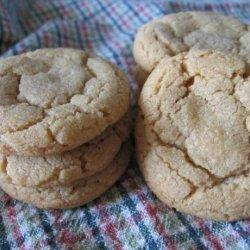 Super Simple Peanut Butter Cookies recipe
